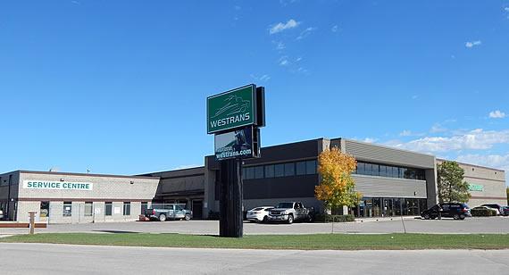 Winnipeg Service Centre