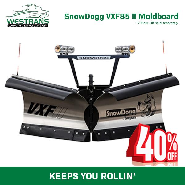 SnowDogg VXF85 II Moldboard
