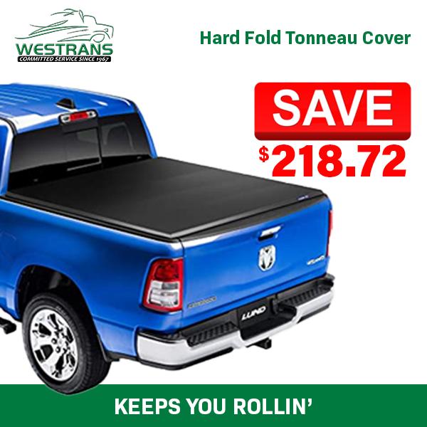 Hard Fold Tonneau Cover